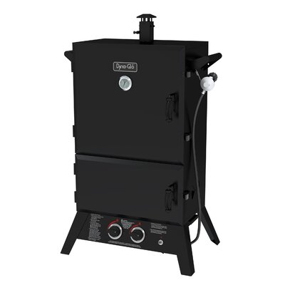 LP Gas Smoker DGW1235BDP-D