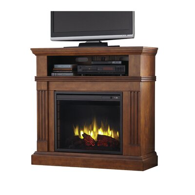 Simon 40 TV Stand with Fireplace