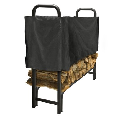 Half Length 49 Log Rack Cover