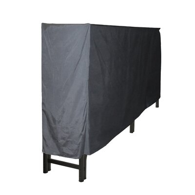 Full Length 97 Log Rack Cover