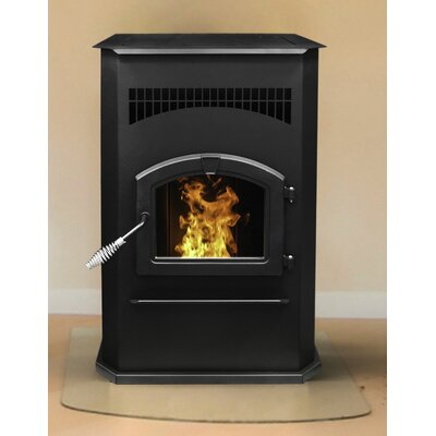 Pleasant Hearth 2200 Square Foot Pellet Burning Stove at Sears.com