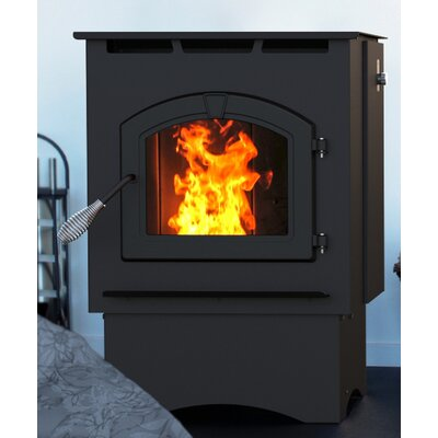 Pleasant Hearth 1750 Square Foot Pellet Burning Stove at Sears.com