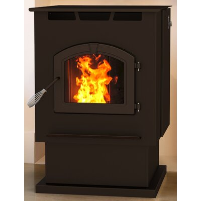 Pleasant Hearth PH50PS 2200 Square Foot Pellet Burning