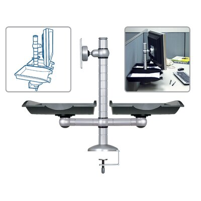 E-motion Height Adjustable Desk Mount