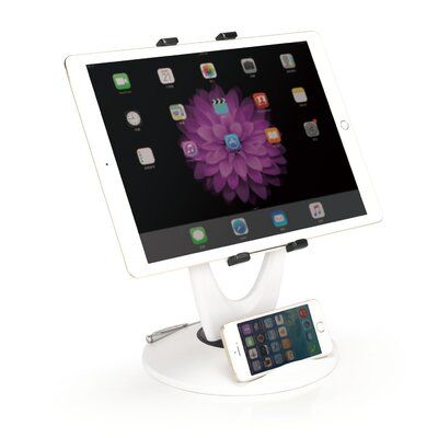 Deluxe Tablet Mount Color: White