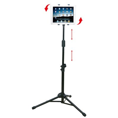 View Stand Portable Tablet Tripod Base