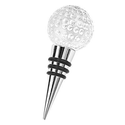 Golf Bottle Stopper H258