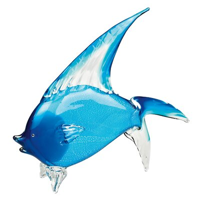 Tropical Fish Figurine J568