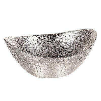 Jamarais Snakeskin Oval Bowl BLMT7662 42915704