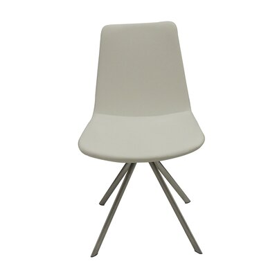 Pera Elips Eco Leather Side Chair 186 Product Photo