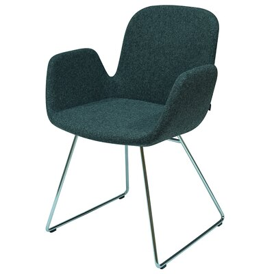 Daisy Wool Arm Chair