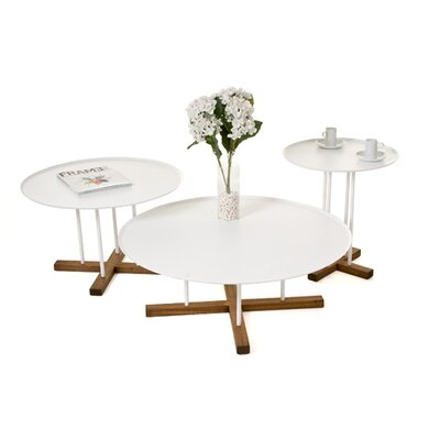 Sini Coffee Table Top Color: White