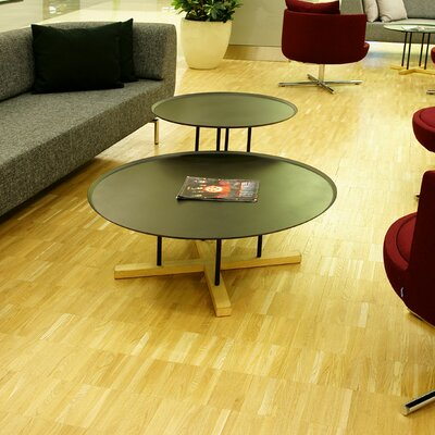 Sini Coffee Table Top Finish: Black