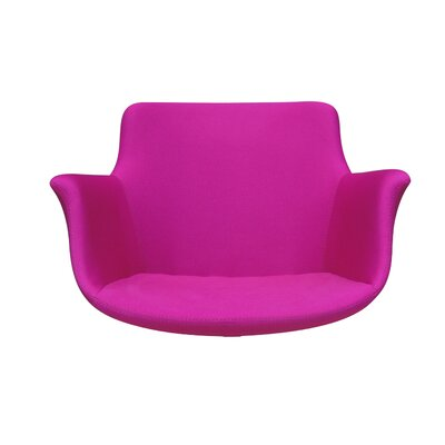 Rego Armchair Upholstery: Purple