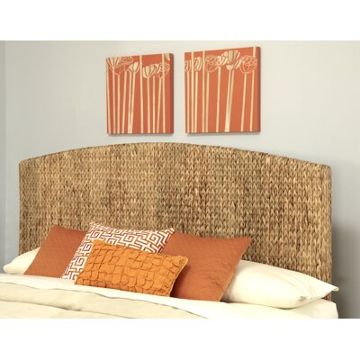 Island Way Panel Headboard Size: Queen