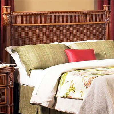 Barbados Panel Headboard Size: Full