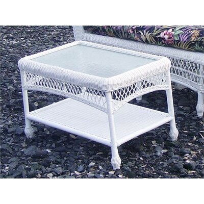 Camacho Coffee Table Finish: White