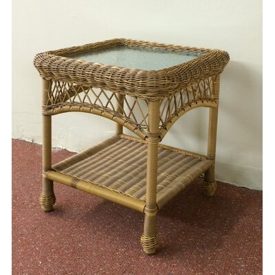 Camacho Side Table Finish: Natural