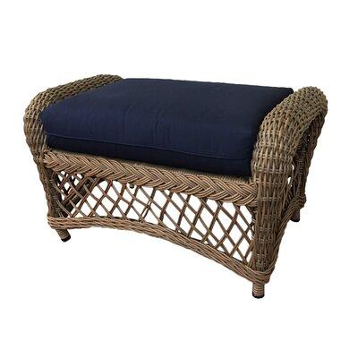 Charleston Ottoman with Cushion