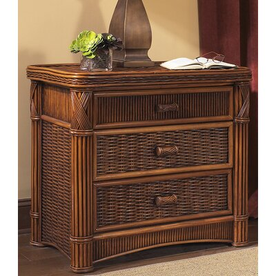Barbados 3 Drawer Chest