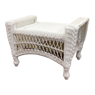 Camacho Ottoman Finish: White