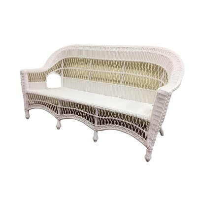 Madison Sofa Finish: White