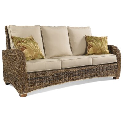 St. Kitts Sofa Upholstery: Bahamian Breeze Coal