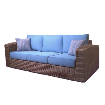 Monaco Sofa with Cushions