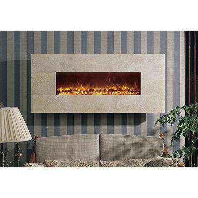 Wall Mount Electric Fireplace Size 25 5 H X 37 5 W X 6 5 D Bargain Price Sale