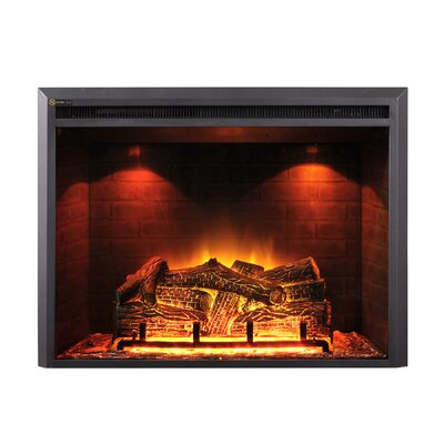 Looking For Led Electric Fireplace Insert Size 27 H X 35 W X 8 5 D Low Cost In Usa