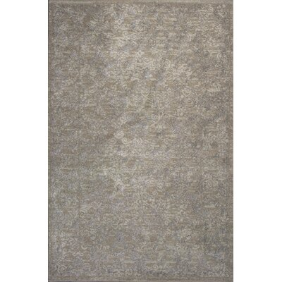 Timeless Champagne Tranquility Area Rug Rug Size: Rectangle 22 x 33