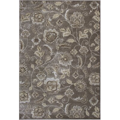 Timeless Metallic Charisma Area Rug Rug Size: Rectangle 53 x 78