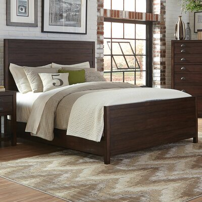 Lanchester Platform Bed Size: California King