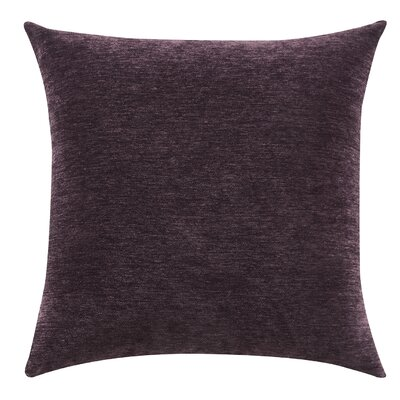 Throw Pillow Color: Purple
