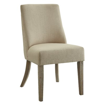 Antonelli Side Chair Upholstery: Beige