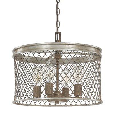 Eastman 4-Light Drum Pendant