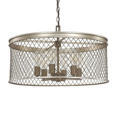 Eastman 6-Light Foyer Pendant