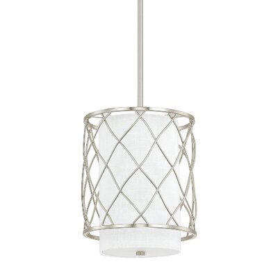 Sawyer 2-Light Mini Pendant Finish: Brushed Nickel