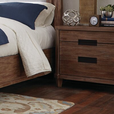 Madeleine 2 Drawer Nightstand