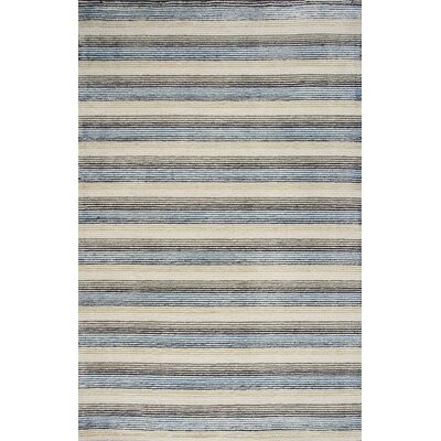 Donny Osmond Home Escape Handmade Natural Area Rug Rug Size: Rectangle 76 x 96
