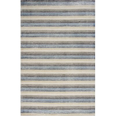 Donny Osmond Home Escape Handmade Natural Area Rug Rug Size: 5 x 7