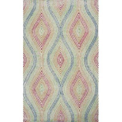 Donny Osmond Home Escape Handmade Natural Area Rug Rug Size: 76 x 96