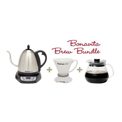 Complete Pour Over Coffee Maker 93004