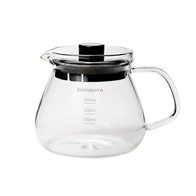 Glass 4 Cup Coffee Carafe BV6600CA