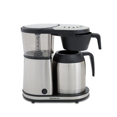 Carafe 8 Cup Coffee Maker BV1901TS