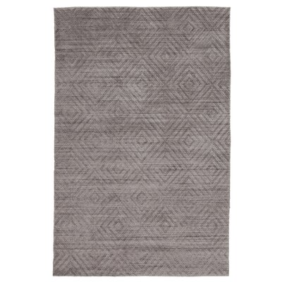 Halpern Hand-Loomed Camel Area Rug Rug Size: Rectangle 4 x 6
