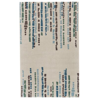 Parlex Ivory Area Rug Rug Size: Rectangle 2'2