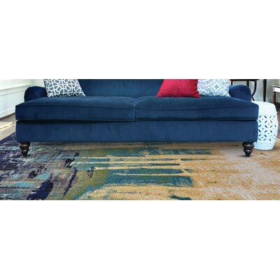 Elizabethtown Green/Blue Area Rug Rug Size: Rectangle 22 x 4