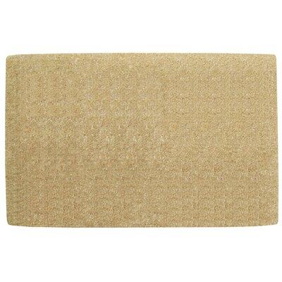 No Border Doormat Rug Size: 22 H x 36 W x 1.5 D