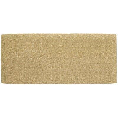 No Border Doormat Rug Size: 24 H x 57 W x 1.5 D
